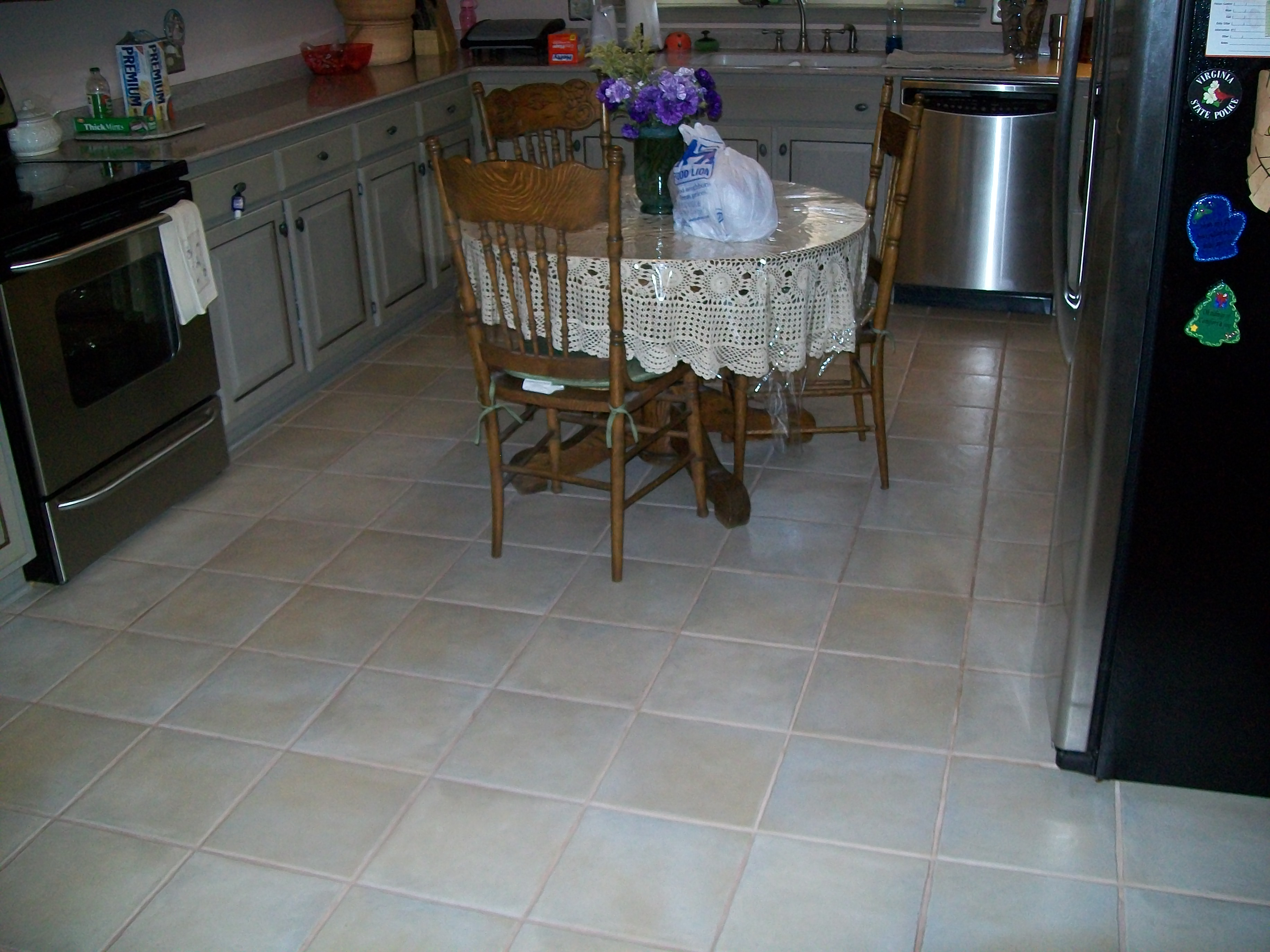 Tile cleaning in central virginia call 434 335 6000 today grout is difficult to clean and requires extra care and special cleaning equipment we have the sx7 tile cleaner that will clean the dailygadgetfo Image collections
